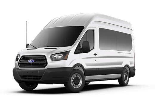 Transit Passenger Wagon XL High Roof Long Passenger Van