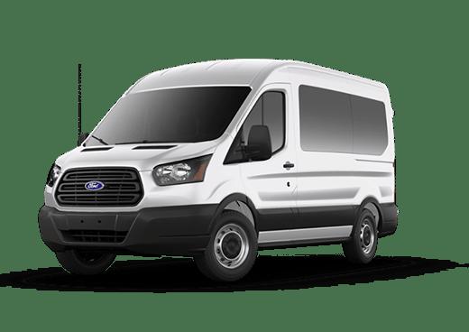 Transit Passenger Wagon XL Medium Roof Passenger Van