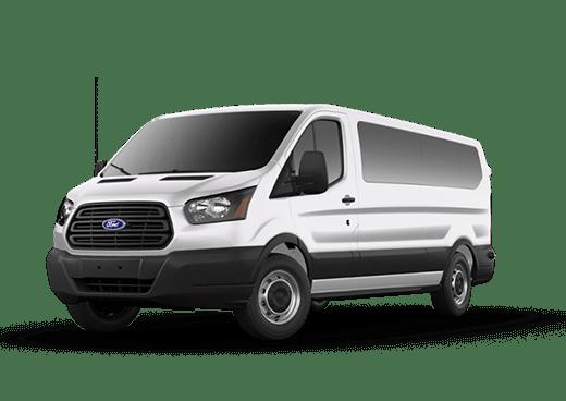 Transit Passenger Wagon XL Low Roof Long Passenger Van