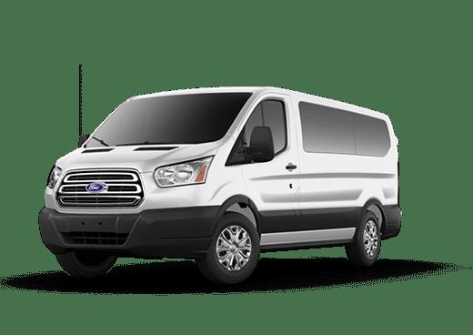 Transit Passenger Wagon XLT Low Roof Passenger Van