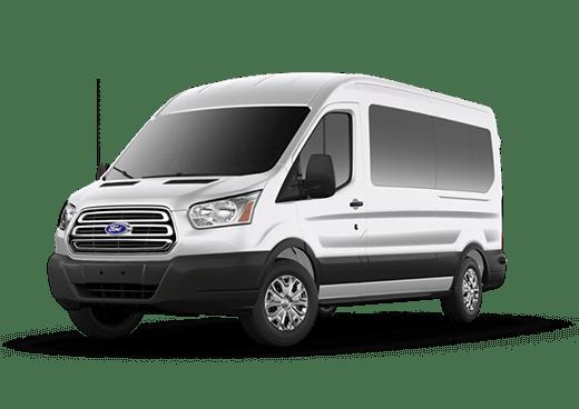 Transit Passenger Wagon XLT Medium Roof Long Passenger Van