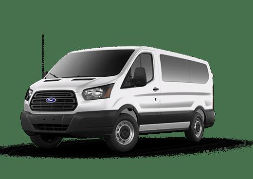 Transit Passenger Wagon XL Low Roof Passenger Van