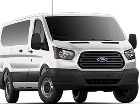 New Ford Transit Passenger Wagon in Tampa