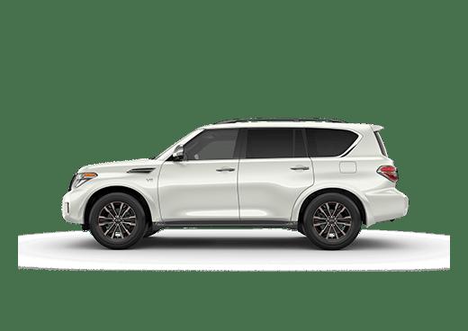2019 Armada Platinum 4WD