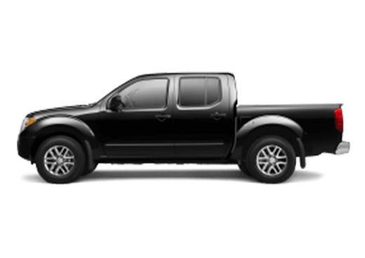 2019 Frontier Crew Cab SV 4x4 5-Speed Automatic
