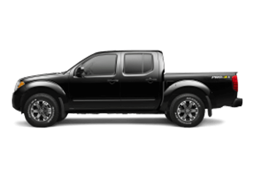 2019 Frontier Crew Cab PRO-4X® 5-Speed Automatic