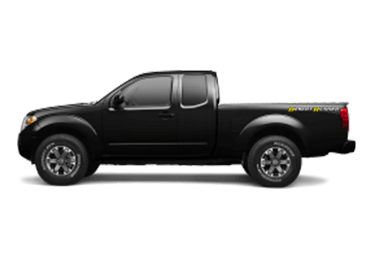 2019 Frontier King Cab® Desert Runner® 4x2 5-Speed Automatic