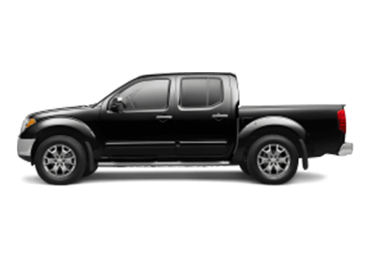 2019 Frontier Crew Cab SL 4x4 5-Speed Automatic
