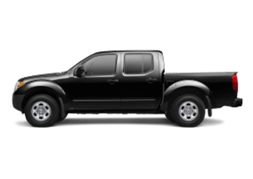 2019 Frontier Crew Cab S 4x4 5-Speed Automatic