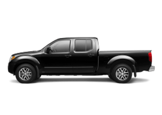 2019 Frontier Crew Cab Long Bed SV 4x4 5-Speed Automatic