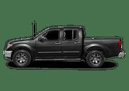 New Nissan Frontier at Wilkesboro