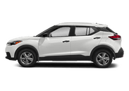New Nissan Kicks at Wilkesboro
