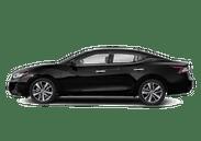 New Nissan Maxima at Wilkesboro