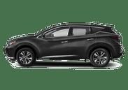 New Nissan Murano at Wilkesboro