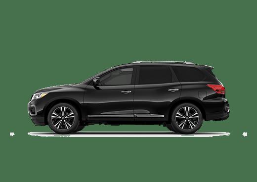 2019 Pathfinder Platinum 4WD