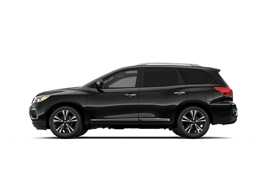 2019 Pathfinder Platinum 2WD