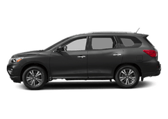 New Nissan Pathfinder at Dayton