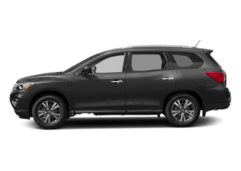 New Nissan Pathfinder in Montgomery