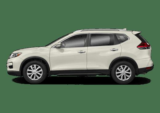 New Nissan Rogue near Beavercreek