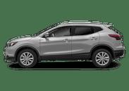 New Nissan Rogue Sport at Wilkesboro