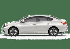 New Nissan Sentra at Dayton