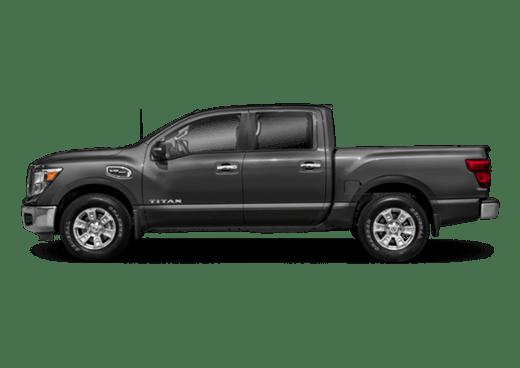 New Nissan Titan Wilkesboro, NC