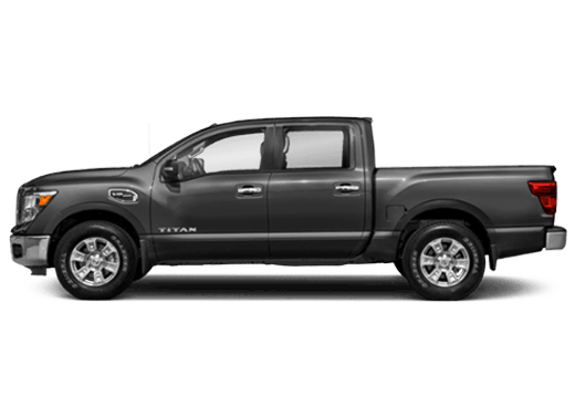 New Nissan Titan in Beavercreek