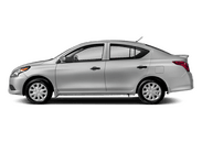 New Nissan Versa Sedan at Wilkesboro