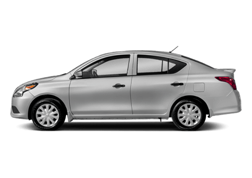 New Nissan Versa Sedan in Houston