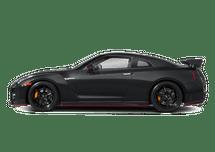New Nissan GT-R at Eau Claire