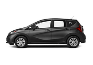 New Nissan Versa Note at Wilkesboro