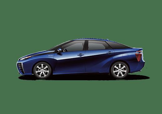 New Toyota Mirai near Birmingham