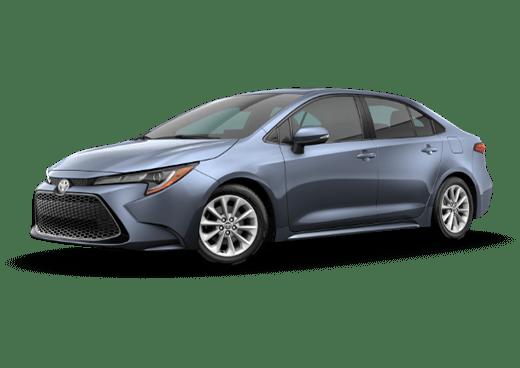 2020 Corolla XLE