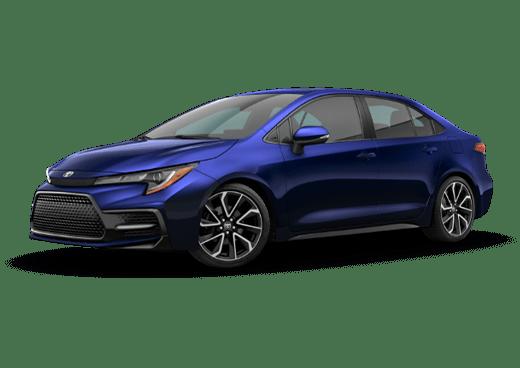 2020 Corolla XSE