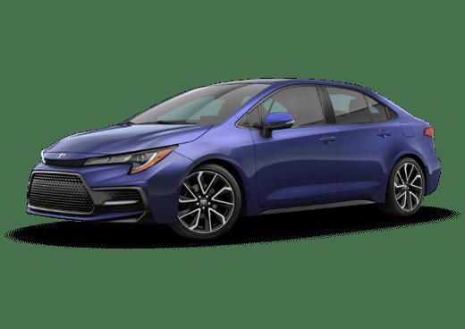 2020 Corolla SE 6MT