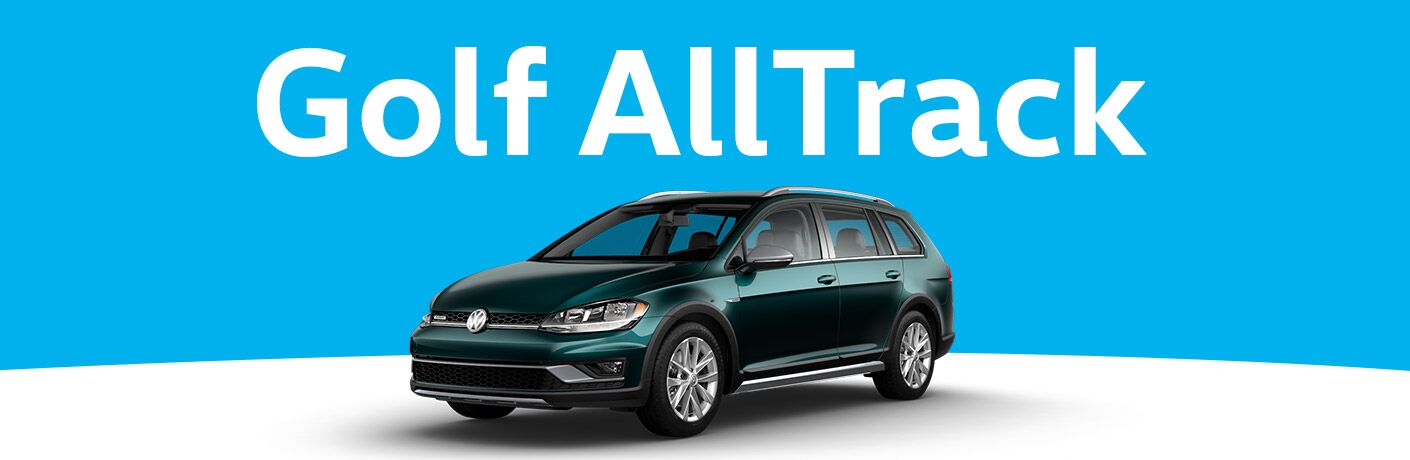 New Volkswagen Golf Alltrack Chattanooga, TN