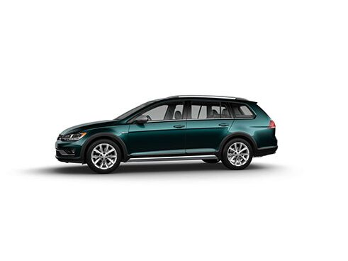 Golf Alltrack S Automatic