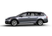 New Volkswagen Golf Alltrack at Clovis