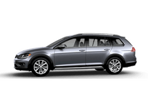 New Volkswagen Golf Alltrack at Watertown
