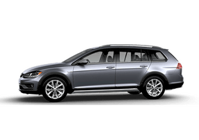 New Volkswagen Golf Alltrack at Sheboygan