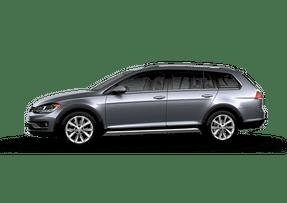 New Volkswagen Golf Alltrack at Yorkville