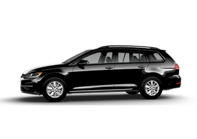 New Volkswagen Golf SportWagen at South Jersey