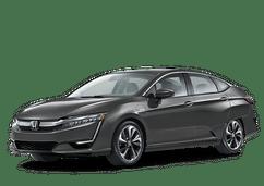 New Honda Clarity at Salinas