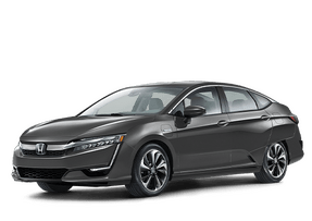 New Honda Clarity at Chattanooga