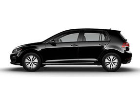 New Volkswagen e-Golf at Sheboygan