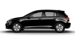 New Volkswagen e-Golf at Chattanooga