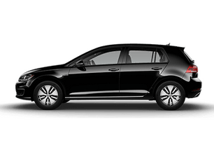New Volkswagen e-Golf near Watertown