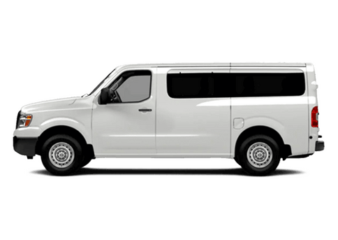New Nissan NV Passenger in Bozeman