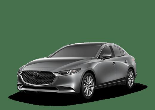 Mazda3 FWD w/Select Pkg
