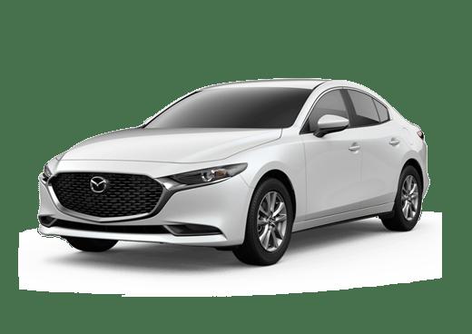 New Mazda Mazda3 Sedan in Midland